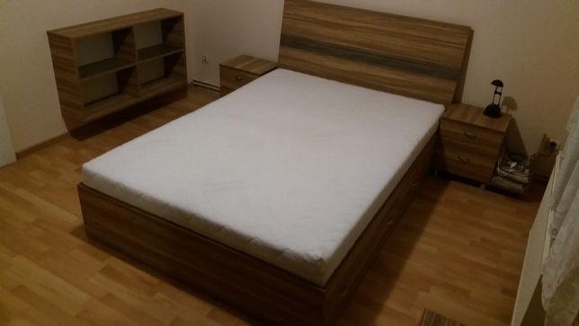 Meble do sypialni łóżko komoda szafki nocne