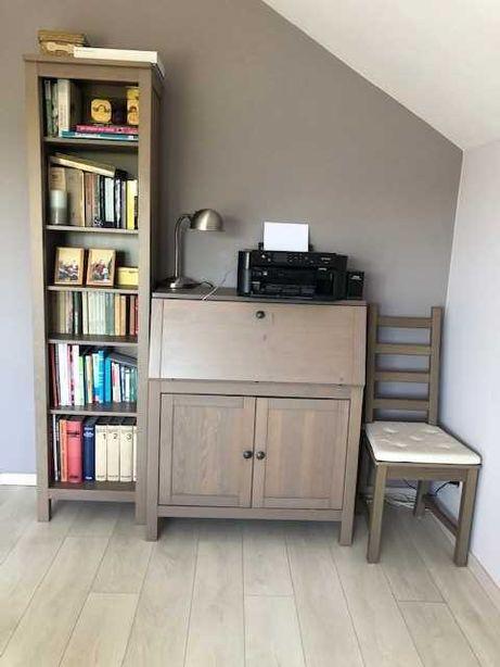 biurko /sekretarzyk  z krzesłem gratis   stolik   Hemnes Ikea OKAZJA