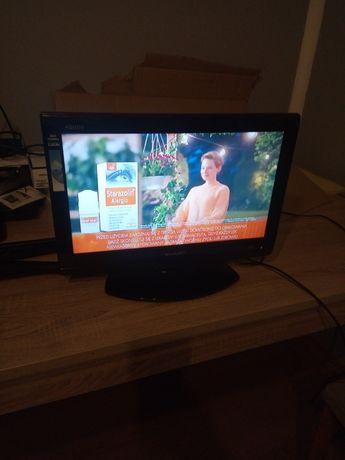 Tv Sharp 20 cali (DVB-T wbudowane dvd)
