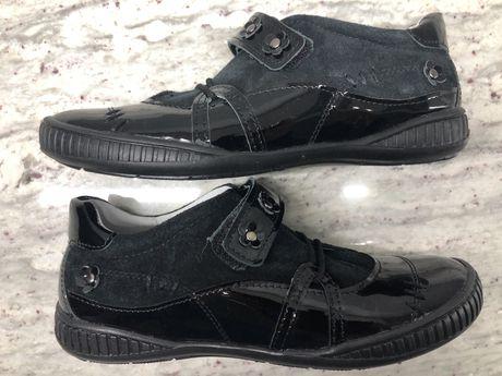 Nowe buty, skóra 100%, 34