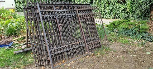 Ogrodzenie, brama i furtka. 20 metrów