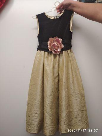 Нарядное платье для девочки с 5 лет эксклюзив с Канады