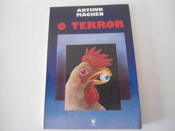 O Terror por Arthur Machen