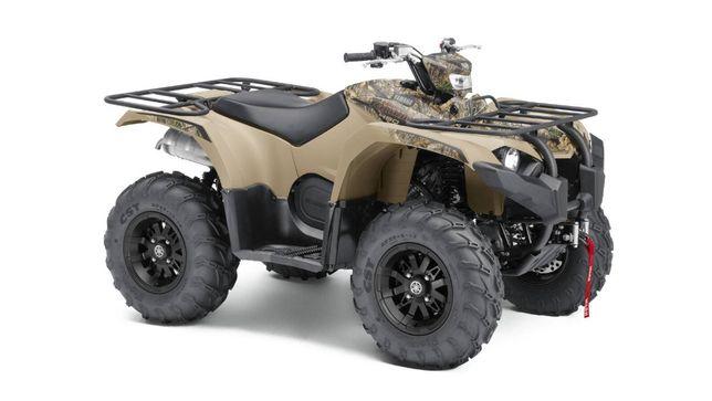 Yamaha Kodiak 450 EPS Alu Diff Lock 2021! Homologacja T3B! Centrum!