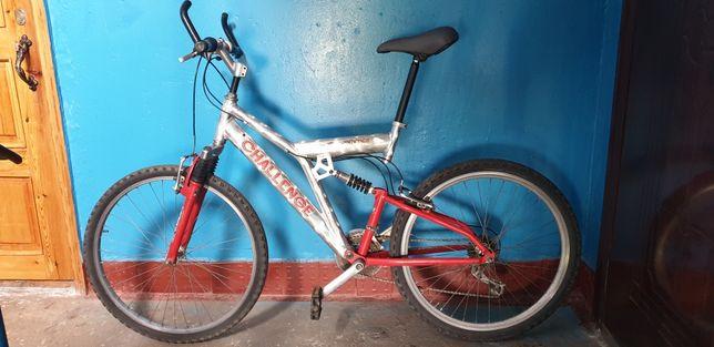 "Продам спортивный велосипед""Challenge""алюминиевая рама,made in Germany"