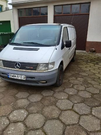 Sprzedam Mercedes Vito 112CDI 2002r