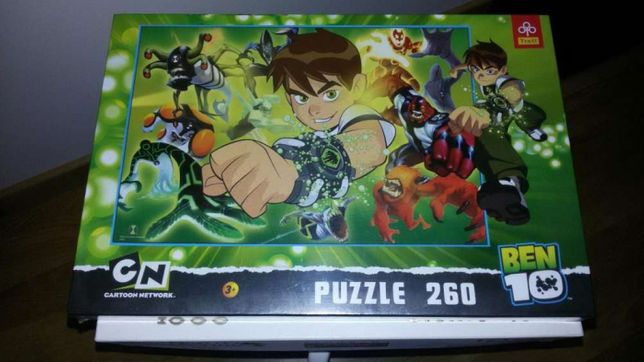 Lote dois puzzles