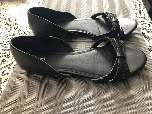 ''Tu''Śliczne Wygodne sandałki 41-26cm Tanio Dobra Jakość !