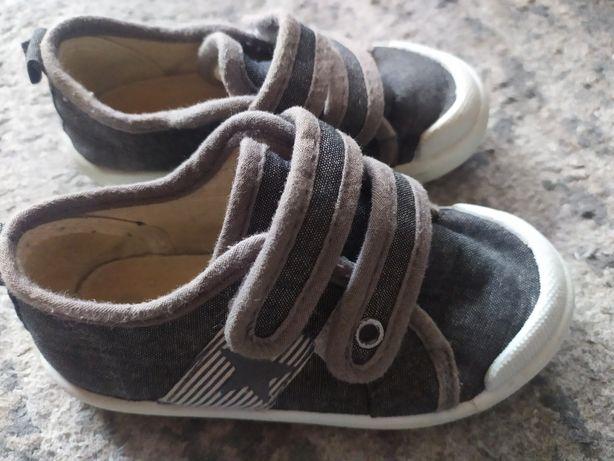 Buty tenisówki rozmiar 24