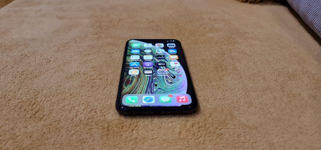Piękny Apple iPhone XS 64gb Black Bez Simlocka