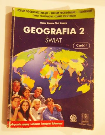 Geografia 2 Świat Część 1