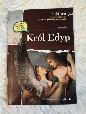 Lektura z opracowaniem ,,Król Edyp'' Sofokles
