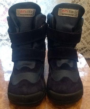 Зимние ботинки, сапоги для мальчика MINIMEN р.37