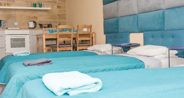 Apartamenty w Świeciu, pokoje, noclegi - brak kontaktu z innymi gośćm