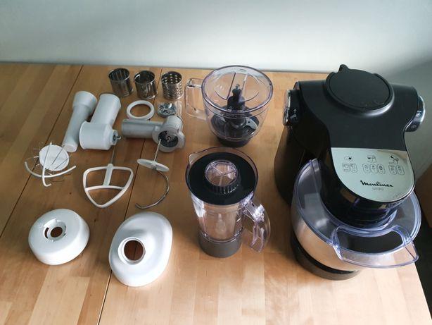Robot Cozinha MOULINEX Wizzo 700W excelente estado