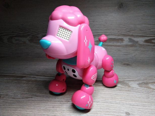 Интерактивный щенок Spin Mаster