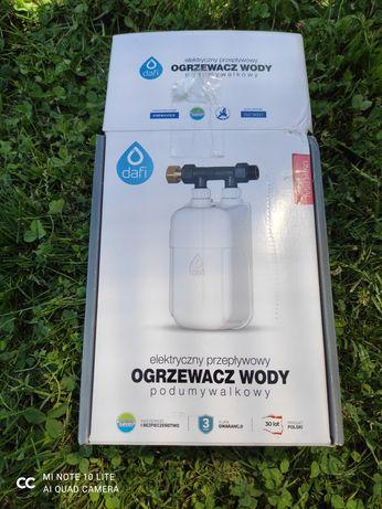 Nowy przepływowy ogrzewacz wody Dafi