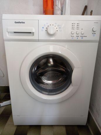 Máquina lavar roupa 6kg Confortec óptimo estado