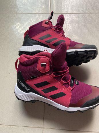 Buty dzieciece Adidas Terrex Gore Tex