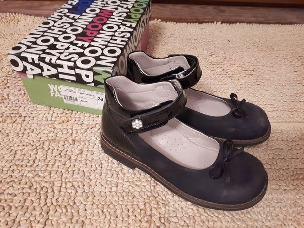 Ортопедичні туфлі (Woopy) 36p.