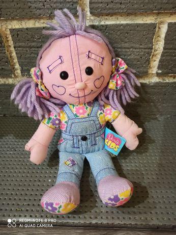 Мягкая куколка винтаж