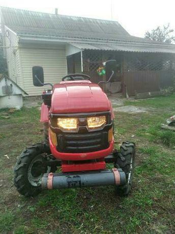 Мото трактор 16л/с