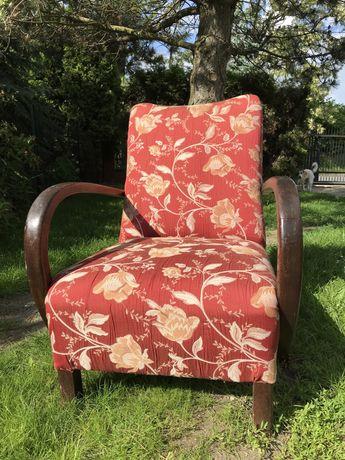 Dwa fotele w stylu art deco
