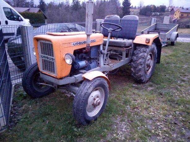 Sprzedam Traktor SAM URSUS C 330
