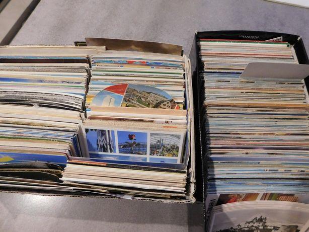 Sprzedam pocztówki polskie i zagraniczne w dowolnej ilości