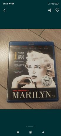 Film Mój tydzień z Marilyn Blu Ray