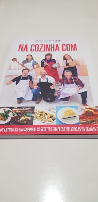 Na Cozinha Com Júlia Pinheiro, João Baião, Diana Chaves, João Moleira