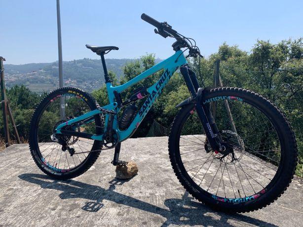 Santa Cruz Nomad Carbon 27,5 - M