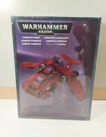 Warhammer 40000 Stormraven Gunship