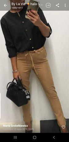 Spodnie eleganckie By La Cię 36 i 38