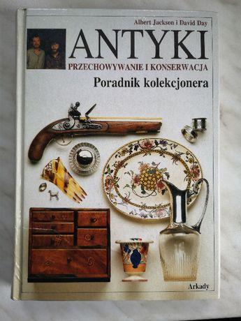 Sprzedam książkę Antyki