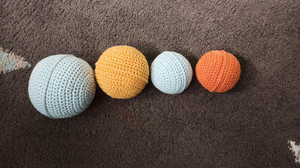 Piłki sensoryczne montessori Śmielin - image 1