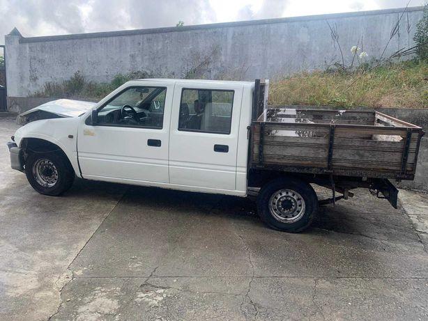 Opel Campo 2.5 TD Cabine Dupla 4x2 ( Caixa Aberta) 5 Lugares