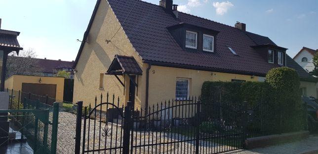 Mieszkanie o pow. 75mkw w zabudowie szeregowej z ogrodem w Strzelinie