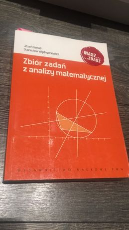 Zbiór zadań z analizy matematycznej pwn analiza matematyczna politechn