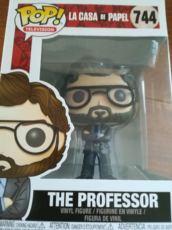 The professor funko pop nowa bdb nowy