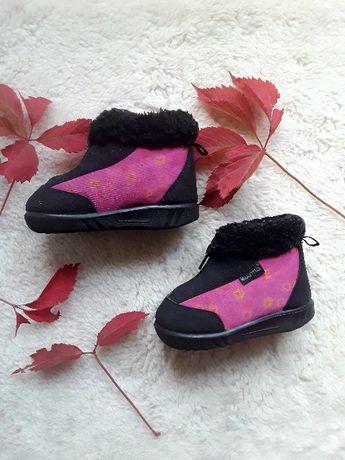 21р., 14 см Зимние ботинки валенки сапоги Putkivarsi Kuoma Куома