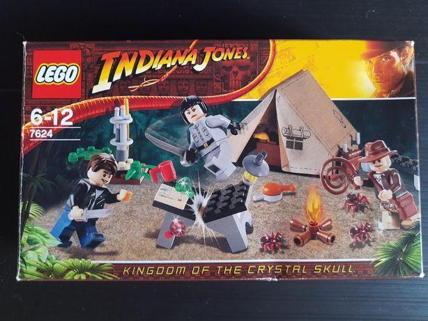 LEGO Indiana Jones 7624 - Pojedynek w dżungli (Jungle Duel) [UNIKAT]