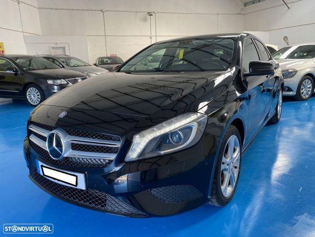 Mercedes-Benz A 200 CDi BE Urban Aut.
