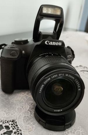 Aparat Lustrzanka Canon 1300D + akcesoria