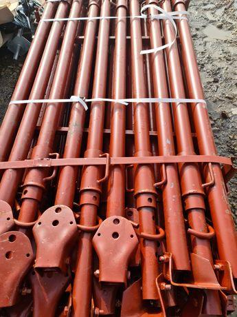 Podpora pionująca  lakierowana  wypory pionujące podpory budowlane
