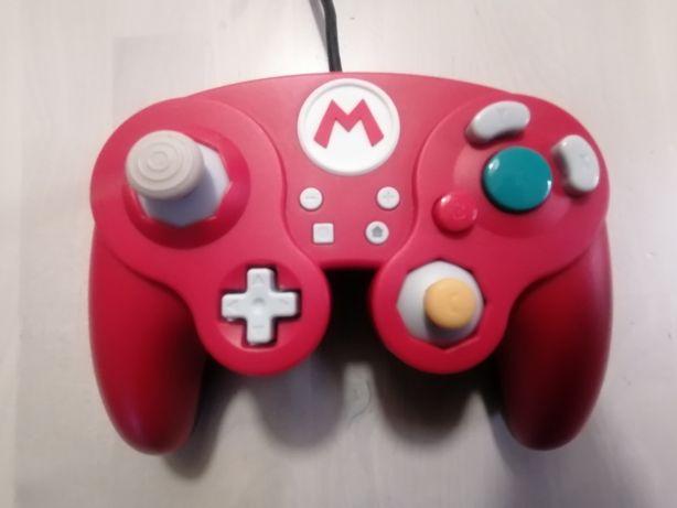 Pad przewodowy do konsoli Nintendo Switch! Super Mario Gamecube !