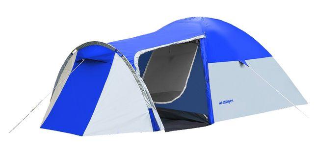 Nowe namioty 4-osobowy MONSUN PRO 4 marki ACAMPER. Gwarancja 2 lata