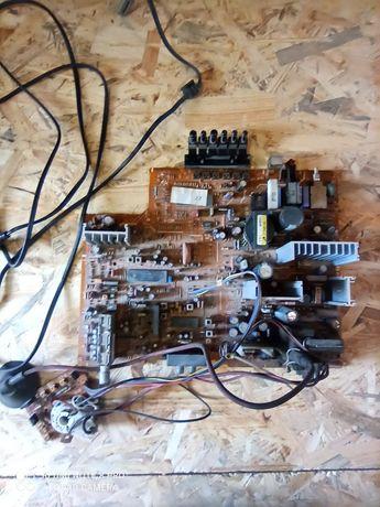 Радиодетали , плата телевизора 20D70 lg