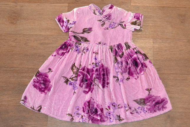 Платье нарядное 12-18 мес.