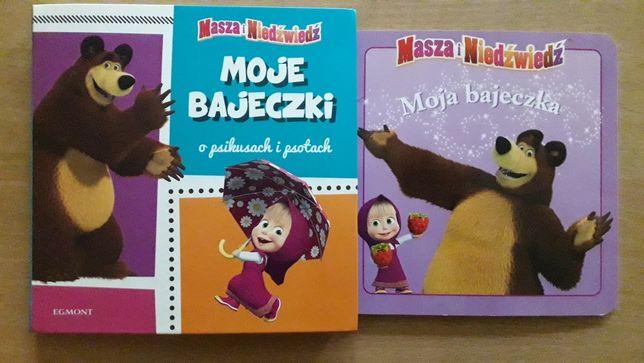 Książki Masza i Niedźwiedź